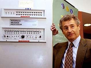 Penemu Internet - Leonard Kleinrock
