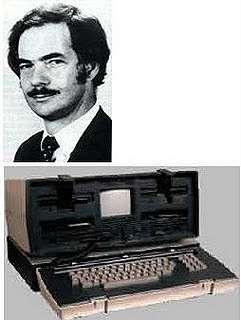 Adam Osborne - Penemu Komputer Laptop Notebook