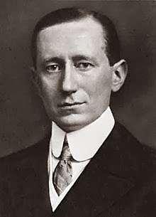 Penemu Radio - Guglielmo Marconi