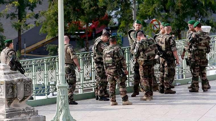 Prancis, Marseille, teror
