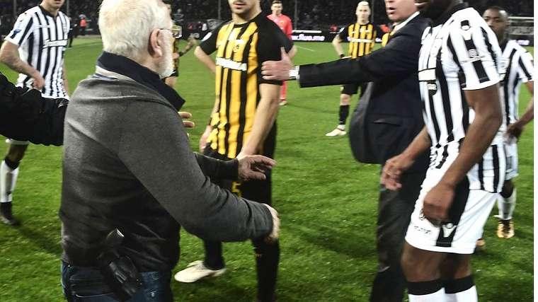 Ivan Savvidis, Yunani, sepak bola, PAOK Salonika