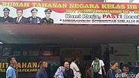 Pungli, Eks Kepala Pengamanan Rutan Pekanbaru Divonis 2 Tahun Bui