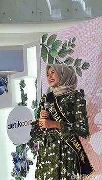 Pemenang Sunsilk Hijab Hunt 2017 Lia Karina Bagi Tips Sukses Audisi