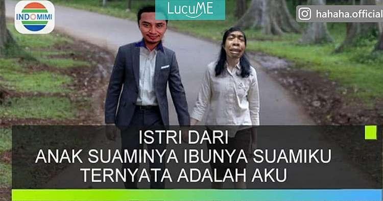 7 Meme 'Mimi Peri' Jadi Bintang Sinetron Indonesia Ini Ngocol Abis