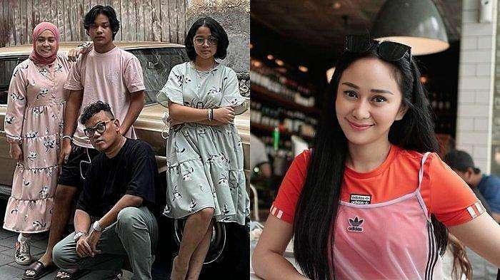 Uya Kuya dan Astrid Kuya merasa tak terima karena kedua anaknya, Cinta Kuya dan Nino Kuya, juga terseret dalam masalah tersebut. Kolase Instagram