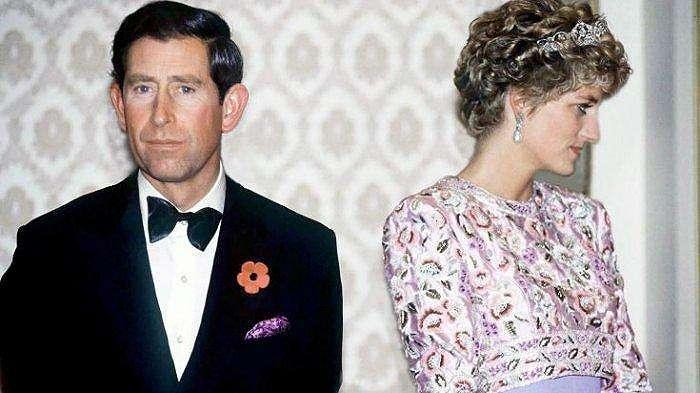 Pangeran Charles & Putri Diana