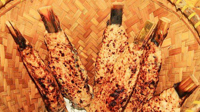 Ilustrasi Kuliner Sate Bandeng di Serang, Banten, Jawa Barat. (indonesiakaya.com)