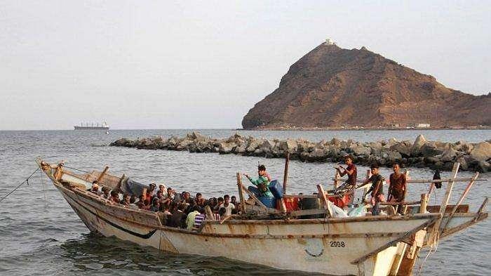 Migran Afrika