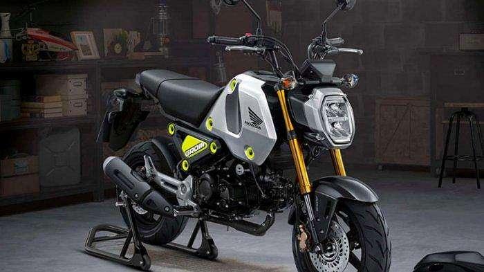 Minibike Honda MSX 125 Grom 2021