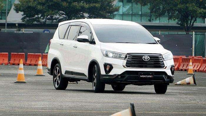 Toyota New Kijang Innova yang diluncurkan virtual Kamis (15/10/2020).
