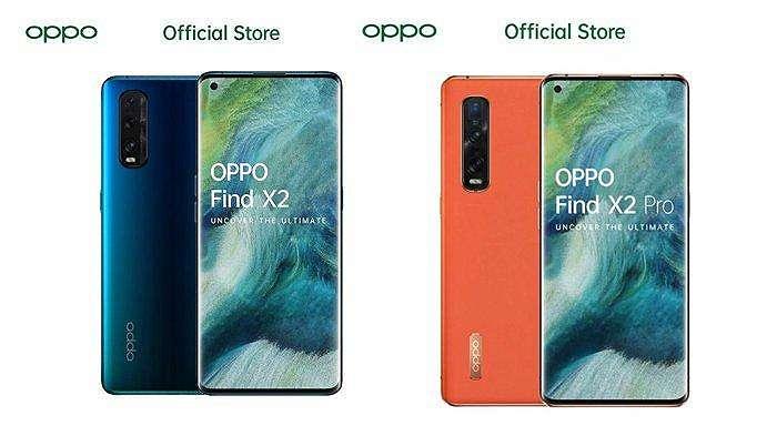 Oppo Find X2 dan Oppo Find X2 Pro di Official Store OPPO Indonesia Blibli