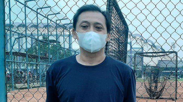Andri Maulana, wakil ketua umum Direktorat Softball Provinsi Banten