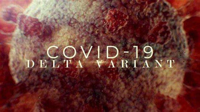 Covid-19 Varian Delta. ungkapkan bahwa varian Delta sama menularkan dengan cacar air dan dapat menyebabkan penyakit parah.