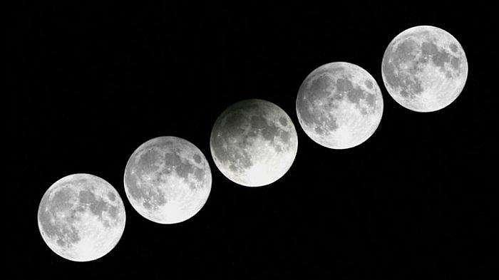 Gerhana Bulan Penumbra Terjadi 11 Januari, Ini Tata Cara Salat Gerhana Bulan atau Salat Khusuf