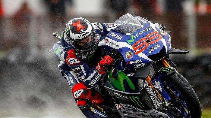 Jorge Lorenzo saat masih di Yamaha