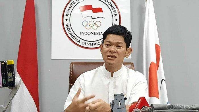 Ketua NOC Indonesia, Raja Sapta Oktohari