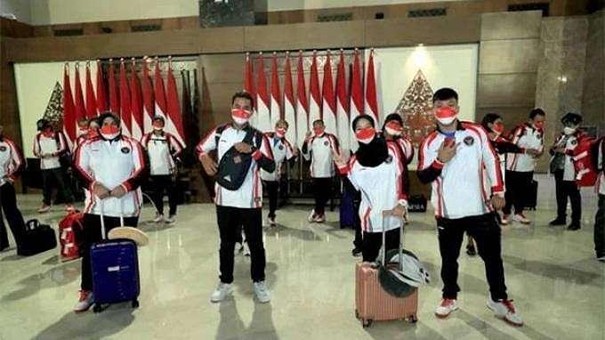 Kontingen Indonesia ke Olimpiade Tokyo