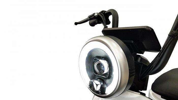 LED headlamp Viar Caraka