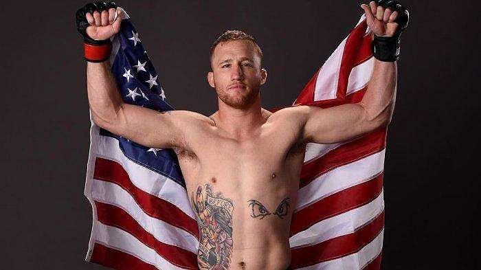 Petarung MMA Andalan Amerika Serikat, Justin Gaethje