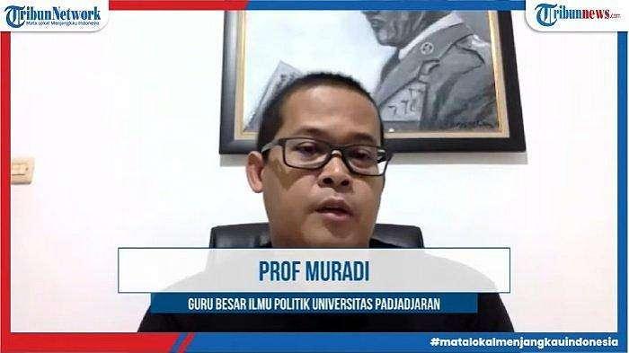 Prof Muradi Guru Besar Universitas Padjajaran