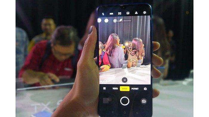 Pengalaman mobile photography lebih maksimal dengan realme XT.