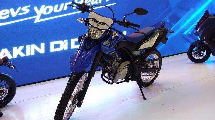 WR 155R saat dilaunching PT Yamaha lndonesia Motor Manufacturing