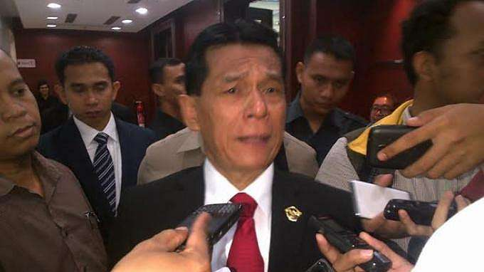 Ketua BPK RI Rizal Djalil