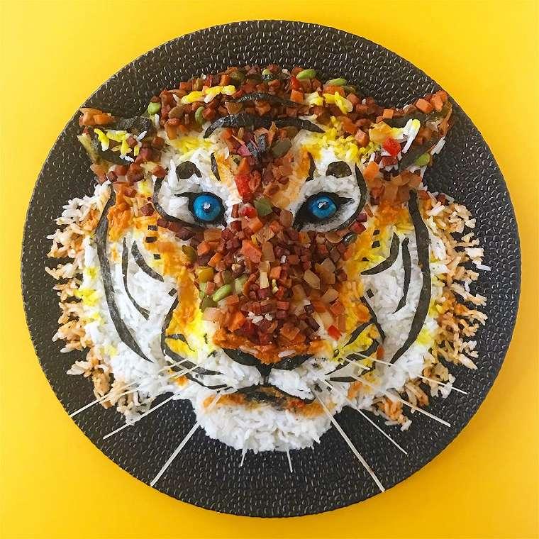 makanan dari nasi © 2019