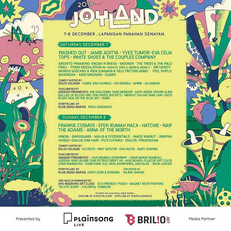 Joyland Festival © 2019