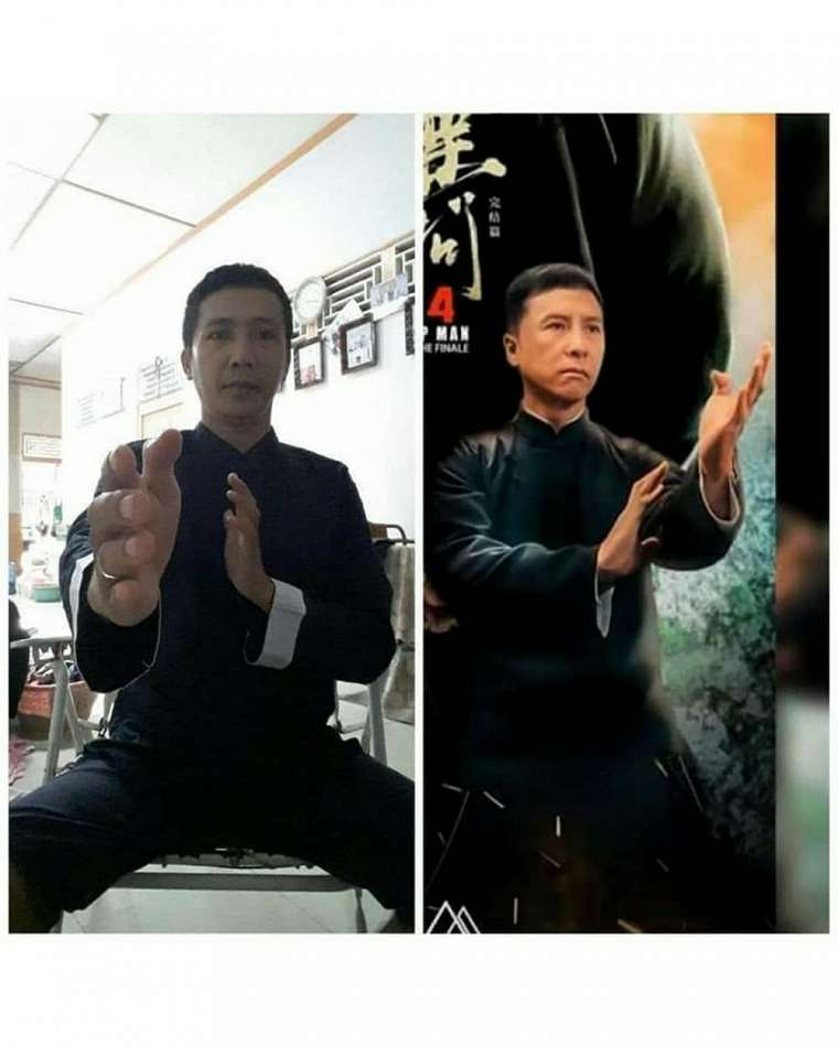IP Man Indonesia instagram