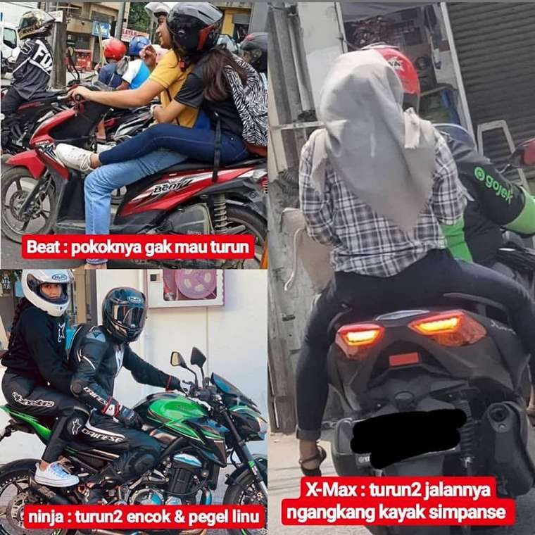 meme matic vs moge lucu © berbagai sumber