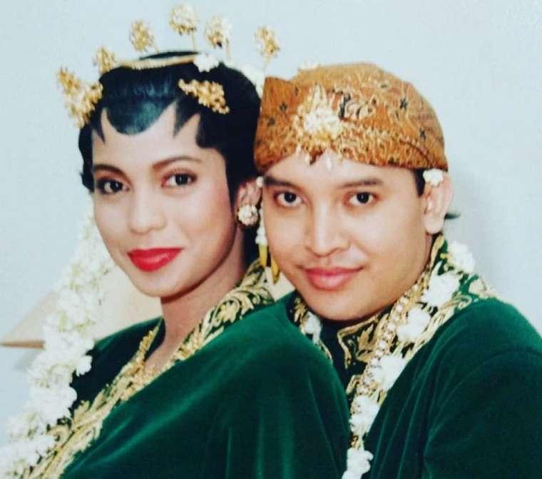 Soraya Haque dan Ekki Soekarno Instagram