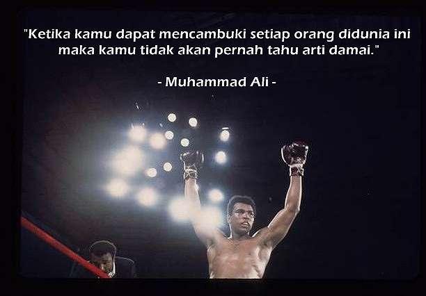 Quote Muhammad Ali © 2020