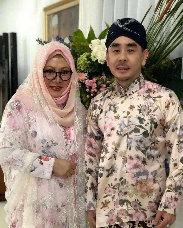 Momen siraman & pengajian anak Tutut Soeharto Instagram