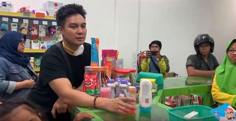 7 momen Baim Wong bertemu sopir angkot viral, mengharukan YouTube