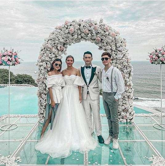 pernikahan Gerald Yohanes Anak Langit instagram