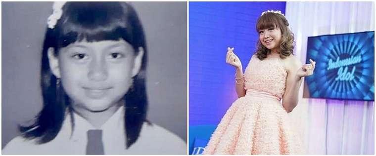 Jebolan Indonesian Idol saat sekolah © 2020