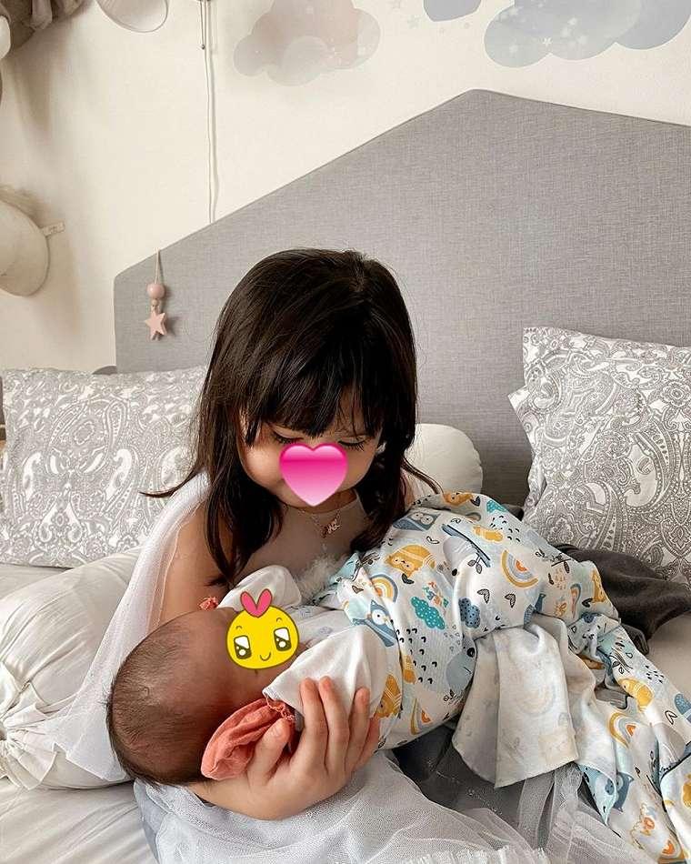 Anak sulung Alice Norin cemburu © 2020