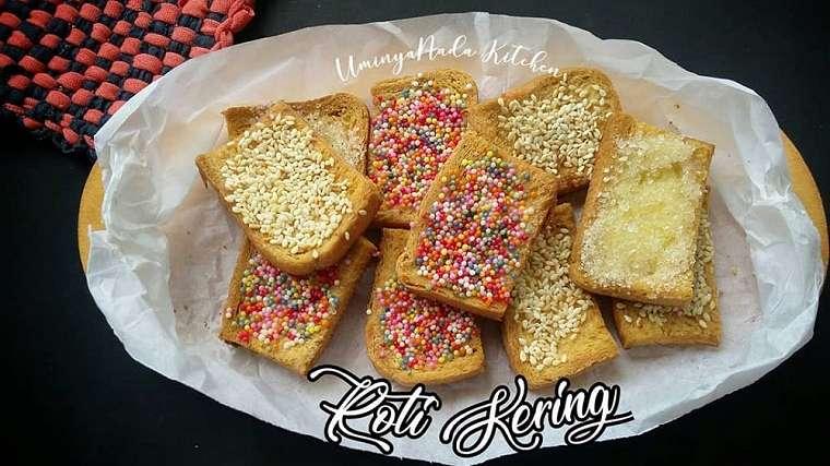 Resep kreasi bagelen    Instagram