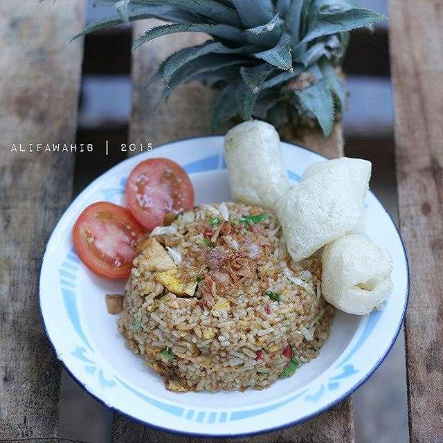 Resep masakan ala warung burjo    Instagram