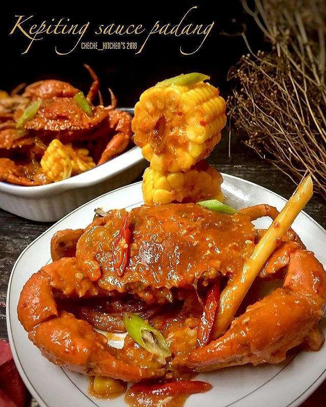 10 Resep kreasi kepiting mudah dibuat    berbagai sumber