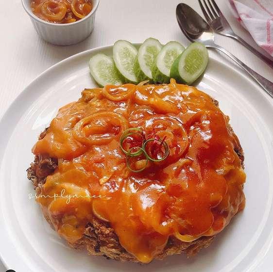 10 resep fuyunghai udang    berbagai sumber