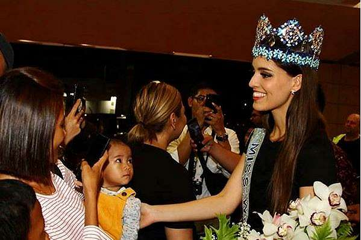 Potret Miss World 2018 istimewa
