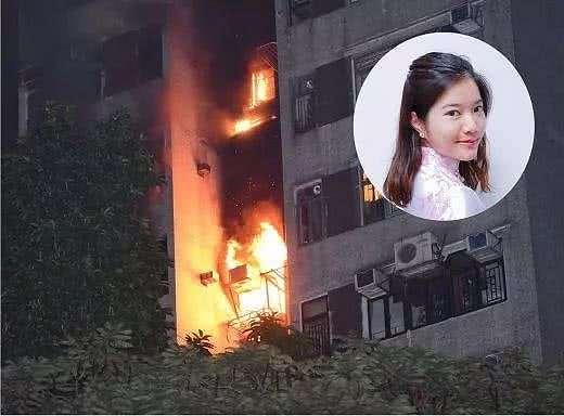 Apartemen yang dihuni Zeng Yingxin