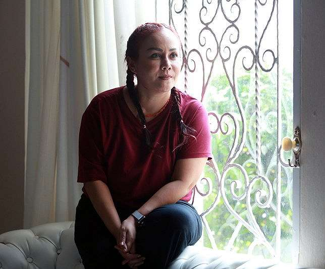 Menurut Fahmi, Mak Vera sering pergi ke kasino daripada jaga Olga di rumah sakit © KapanLagi.com/Muhammad Akrom Sukarya