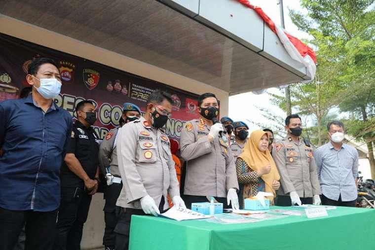 Rumah di Tangerang jadi Tempat Prostitusi, Tarif ABG Rp 500 Ribu