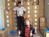 Anak Penderes Go International Bawa Gula Semut ke Pasar Dunia