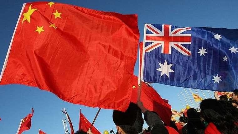 Hubungan China dan Australia pada titik kritis.