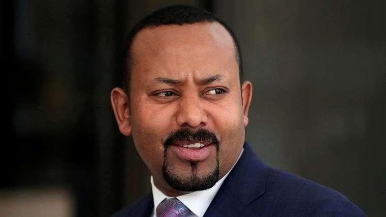 Perdana Menteri Ethiopia Abiy Ahmed