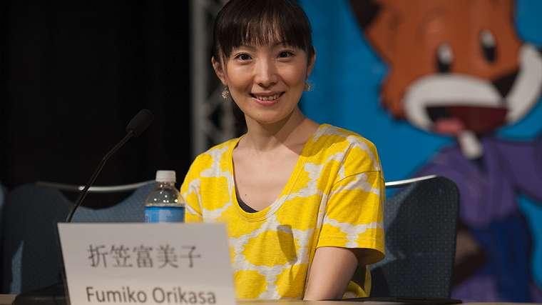 Aktris Jepang Fumiko Orikasa